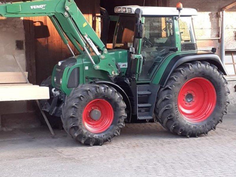 Traktor des Typs Fendt 415, Gebrauchtmaschine in Kirchzarten (Bild 1)