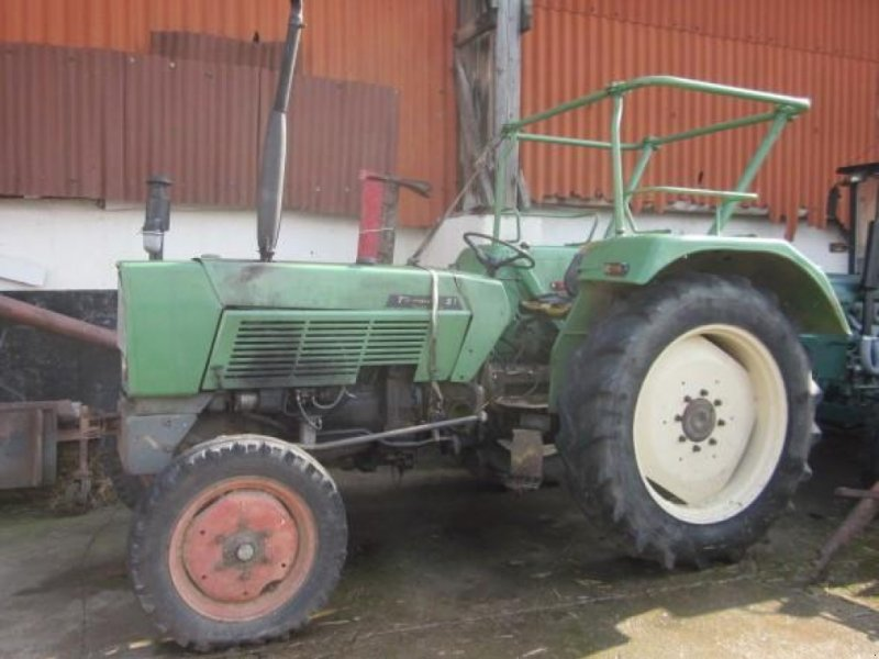 Traktor a típus Fendt 5 S, Gebrauchtmaschine ekkor: Ziegenhagen (Kép 1)