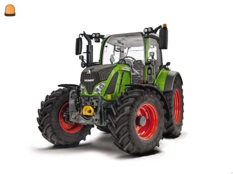 Traktor des Typs Fendt 500 Serie, Gebrauchtmaschine in Zoetermeer (Bild 1)