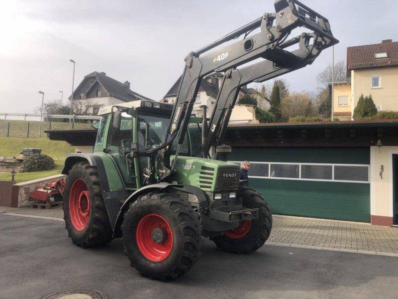 Traktor des Typs Fendt 509 C Turboshift wie 510 308 309 Allrad - Frontlader - 50 km/H - Klima - gefederte Vorderachse - Druckluft, Gebrauchtmaschine in Niedernhausen (Bild 1)