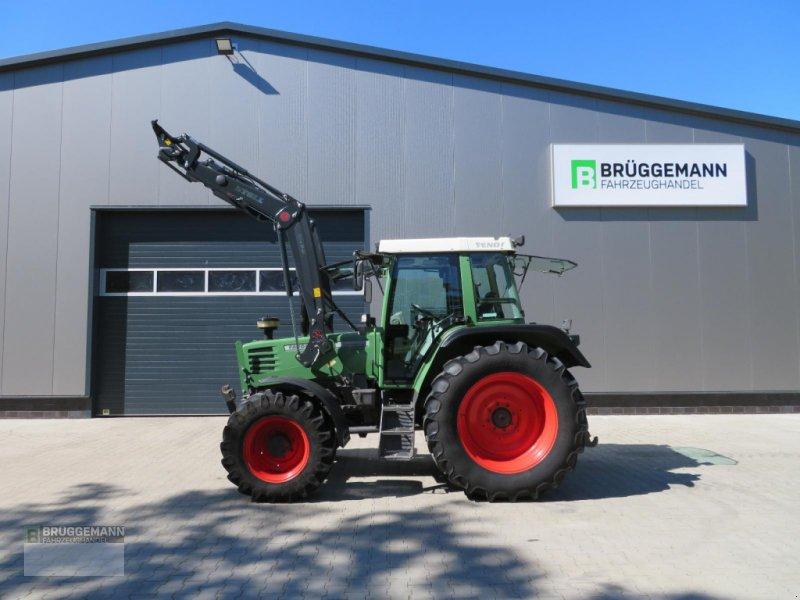 Traktor des Typs Fendt 509C, Stoll Industriefrontlader NEU, Druckluft,TOP GEPFLEGT, Gebrauchtmaschine in Meppen (Bild 1)