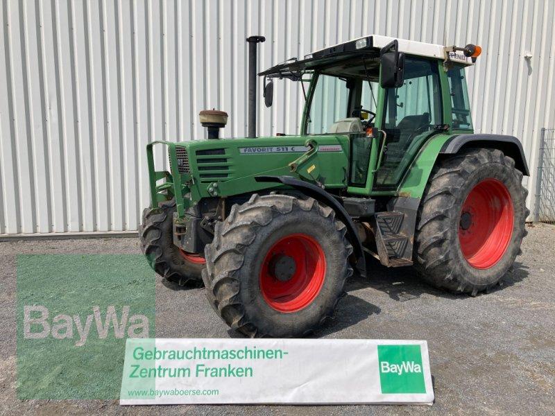 Traktor des Typs Fendt 511 C Favorit, Gebrauchtmaschine in Giebelstadt (Bild 1)