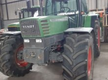 Traktor des Typs Fendt 511 C, Gebrauchtmaschine in Markersdorf (Bild 1)