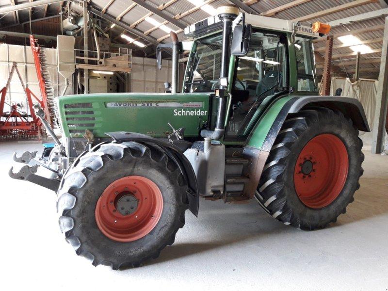 Traktor des Typs Fendt 511 C, Gebrauchtmaschine in Heustreu (Bild 3)