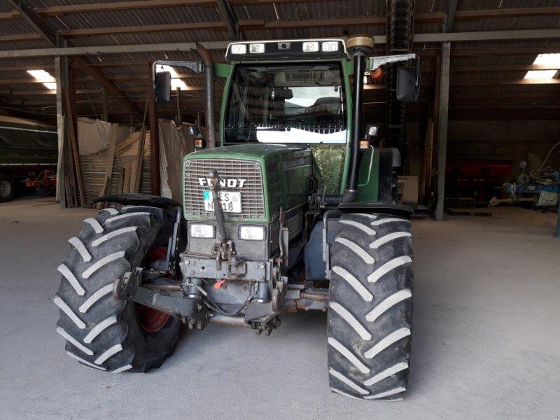 Traktor des Typs Fendt 511 C, Gebrauchtmaschine in Heustreu (Bild 5)