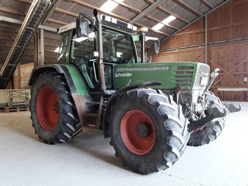 Traktor des Typs Fendt 511 C, Gebrauchtmaschine in Heustreu (Bild 2)