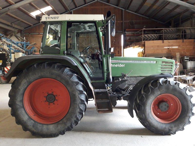 Traktor des Typs Fendt 511 C, Gebrauchtmaschine in Heustreu (Bild 7)