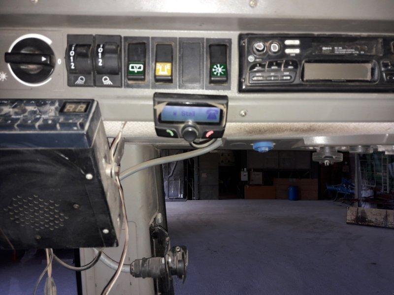 Traktor des Typs Fendt 511 C, Gebrauchtmaschine in Heustreu (Bild 12)
