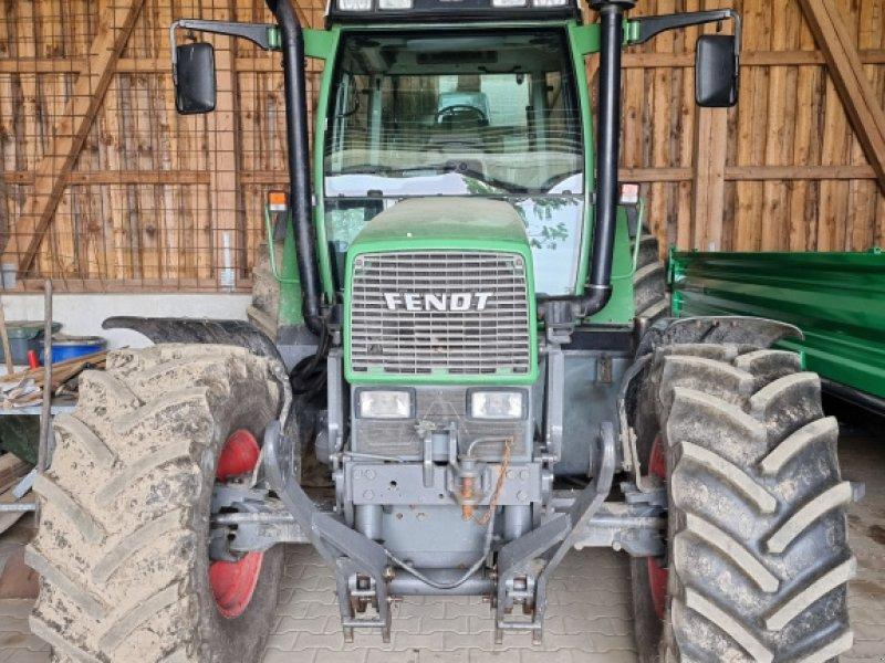 Traktor des Typs Fendt 511 C, Gebrauchtmaschine in Steinwiesen (Bild 1)