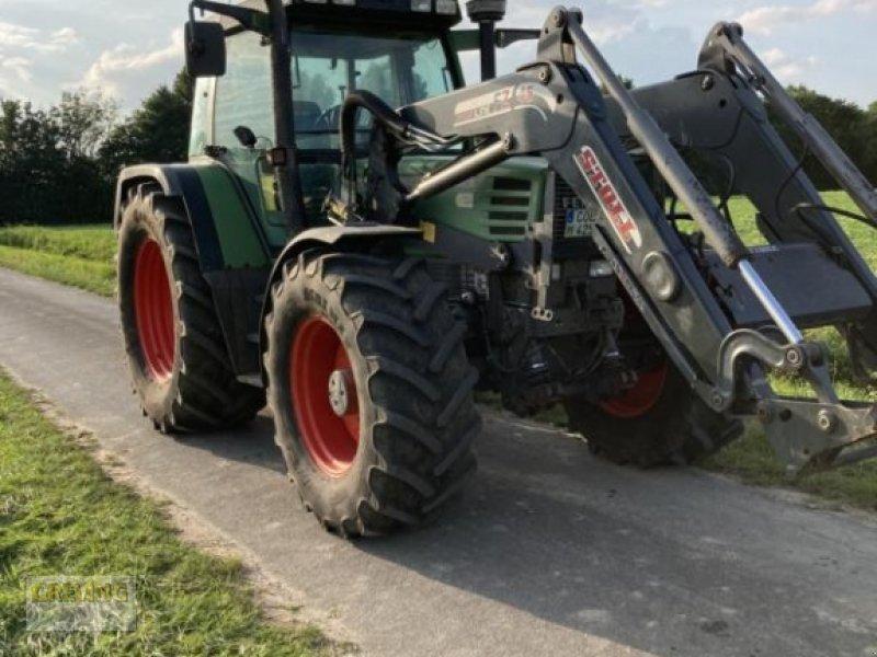 Traktor des Typs Fendt 512 C, Gebrauchtmaschine in Werne (Bild 1)