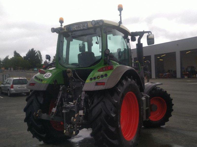 Traktor типа Fendt 512 power, Gebrauchtmaschine в le pallet (Фотография 1)