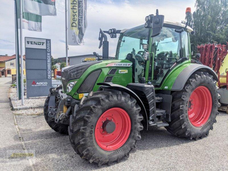 Traktor типа Fendt 512 Vario S4 Profi-Plus, Vorführmaschine в Senftenbach (Фотография 1)