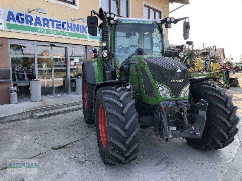 Traktor des Typs Fendt 512 Vario, Vorführmaschine in Pettenbach (Bild 1)