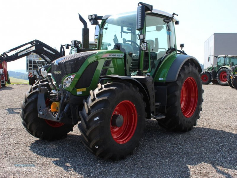 Traktor типа Fendt 512 Vario, Neumaschine в Putzleinsdorf (Фотография 5)