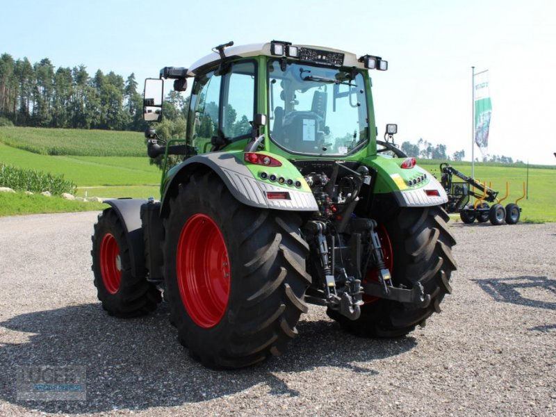 Traktor типа Fendt 512 Vario, Neumaschine в Putzleinsdorf (Фотография 4)