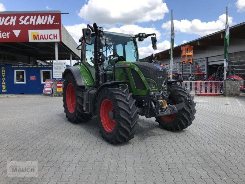 Traktor des Typs Fendt 512 Vario, Neumaschine in Burgkirchen (Bild 1)