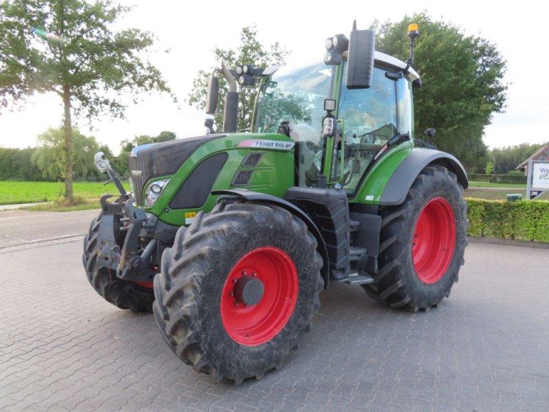 Traktor a típus Fendt 513 vario profi plus, Gebrauchtmaschine ekkor: Hapert (Kép 1)