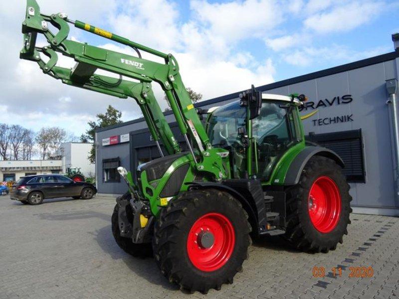 Traktor des Typs Fendt 513 VARIO S4 POWER, Gebrauchtmaschine in Wittingen (Bild 1)