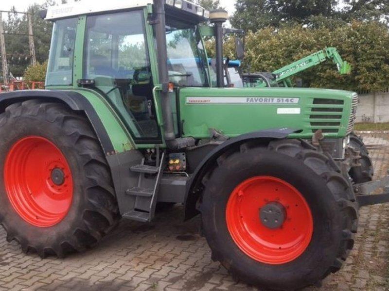 Traktor des Typs Fendt 514 C aus 1. Hand, Gebrauchtmaschine in MARKERSDORF (Bild 1)