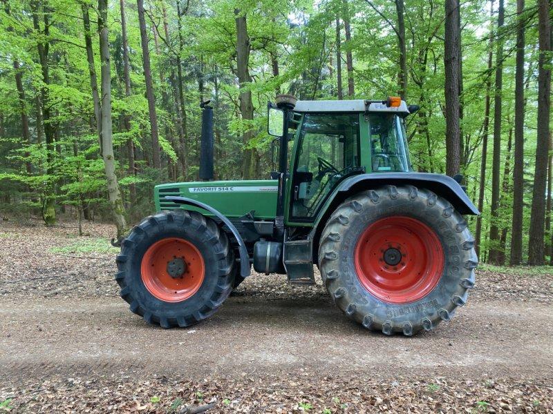 Traktor des Typs Fendt 514 C Favorit Turbo Lastschaltung 515 512 510 509, Gebrauchtmaschine in Weilach (Bild 1)