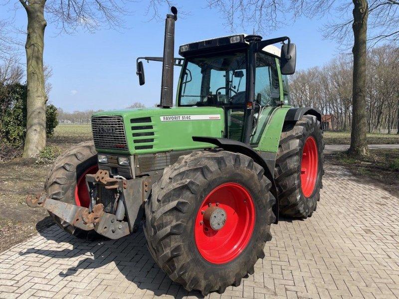 Traktor a típus Fendt 514 C Turboshift, Gebrauchtmaschine ekkor: Lierop (Kép 1)