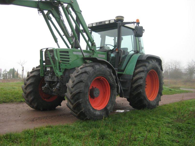 Traktor typu Fendt 514 C, Gebrauchtmaschine w Niederkirchen (Zdjęcie 1)