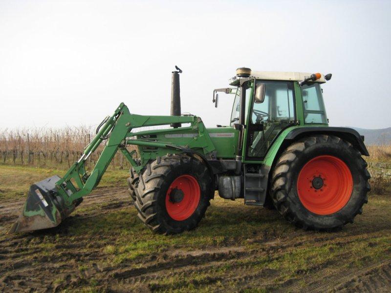 Traktor des Typs Fendt 514 C, Gebrauchtmaschine in Niederkirchen (Bild 1)