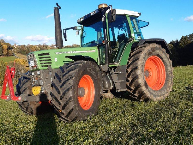 Traktor типа Fendt 514 C, Gebrauchtmaschine в Schönberg (Фотография 1)