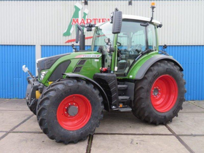 Traktor a típus Fendt 514 Profi Plus, Gebrauchtmaschine ekkor: Joure (Kép 1)