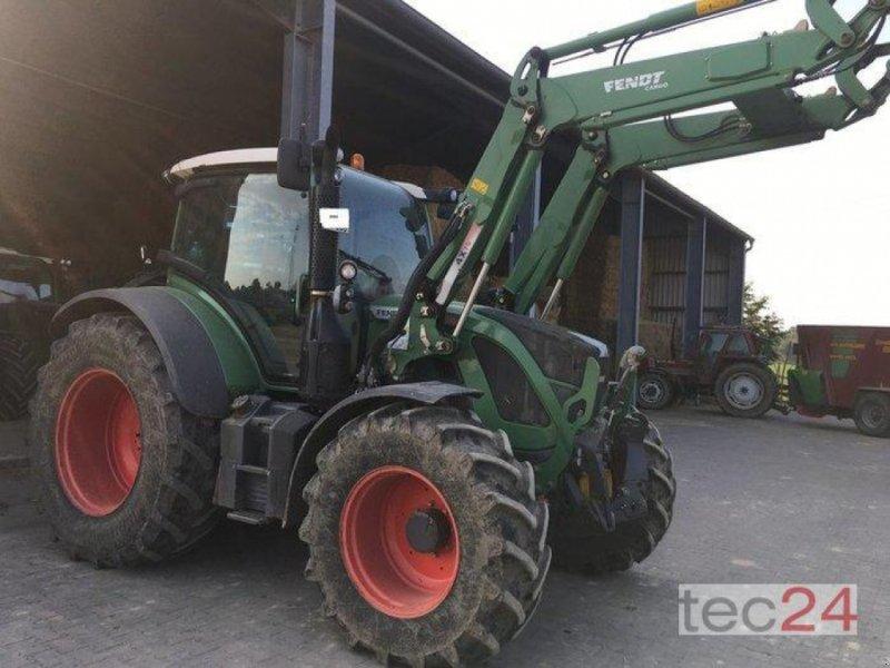 Traktor des Typs Fendt 514 SCR Power, Gebrauchtmaschine in Rees (Bild 1)