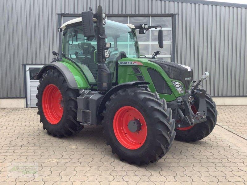 Traktor des Typs Fendt 514 V S4 ProfiPlus RTK Trimble, Gebrauchtmaschine in Coppenbruegge (Bild 1)