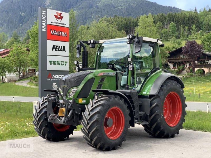 Traktor des Typs Fendt 514 Vario Profi, Neumaschine in Eben (Bild 1)