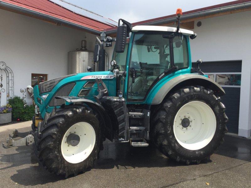 Traktor типа Fendt 514 VARIO PROFI, Gebrauchtmaschine в Geiselhöring (Фотография 1)