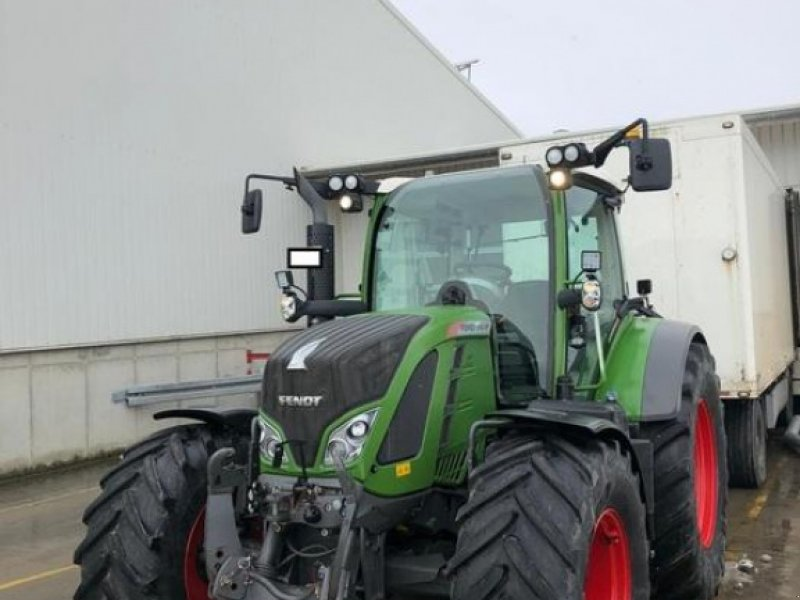 Traktor des Typs Fendt 514 Vario ProfiPlus, Gebrauchtmaschine in Lohe-Rickelshof (Bild 1)