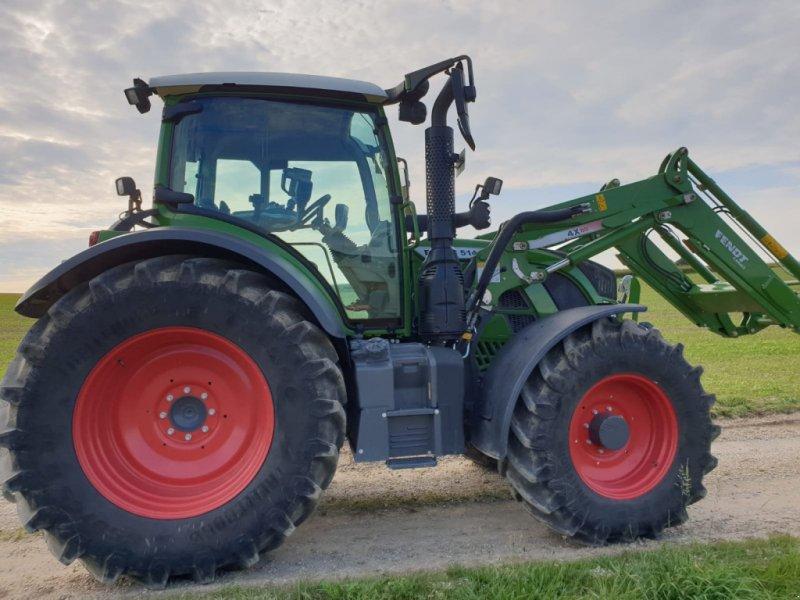 Traktor des Typs Fendt 514 Vario S4 Power Plus, Gebrauchtmaschine in Eggenfelden (Bild 2)