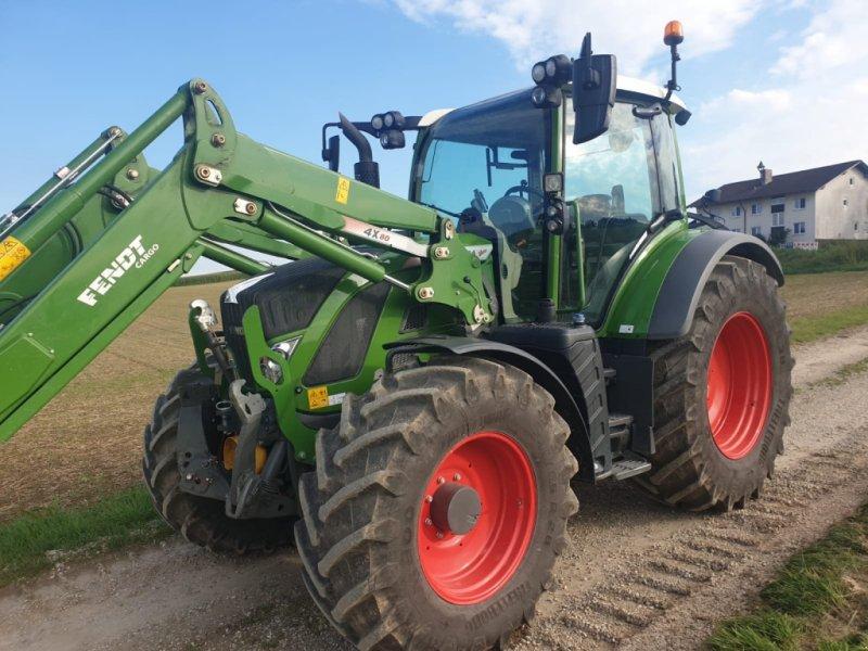 Traktor des Typs Fendt 514 Vario S4 Power Plus, Gebrauchtmaschine in Eggenfelden (Bild 3)