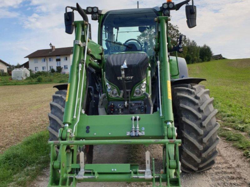 Traktor des Typs Fendt 514 Vario S4 Power Plus, Gebrauchtmaschine in Eggenfelden (Bild 4)