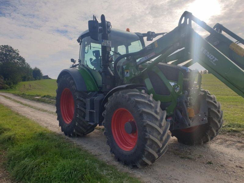 Traktor des Typs Fendt 514 Vario S4 Power Plus, Gebrauchtmaschine in Eggenfelden (Bild 5)