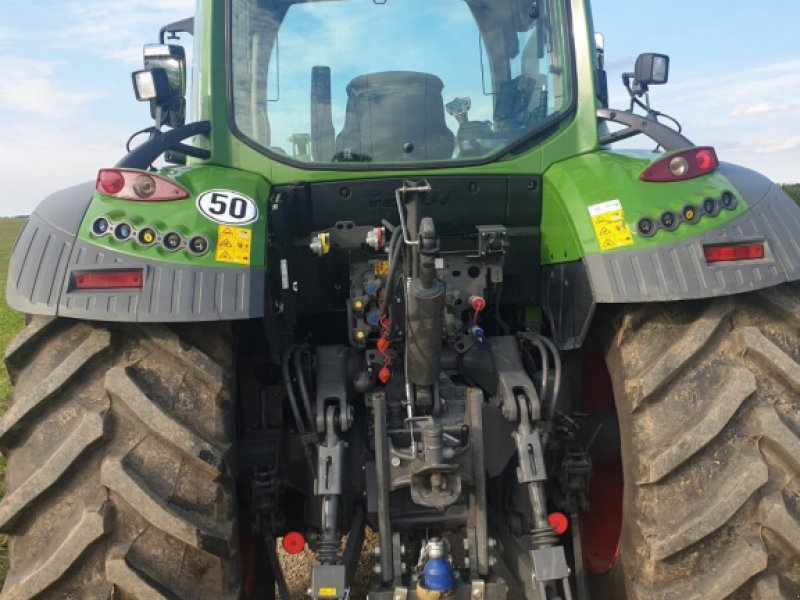 Traktor des Typs Fendt 514 Vario S4 Power Plus, Gebrauchtmaschine in Eggenfelden (Bild 6)