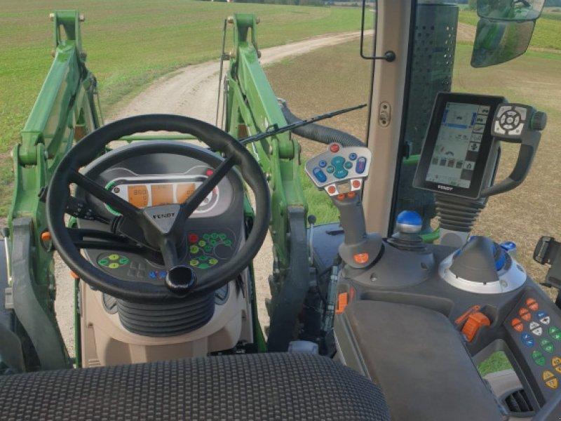 Traktor des Typs Fendt 514 Vario S4 Power Plus, Gebrauchtmaschine in Eggenfelden (Bild 8)