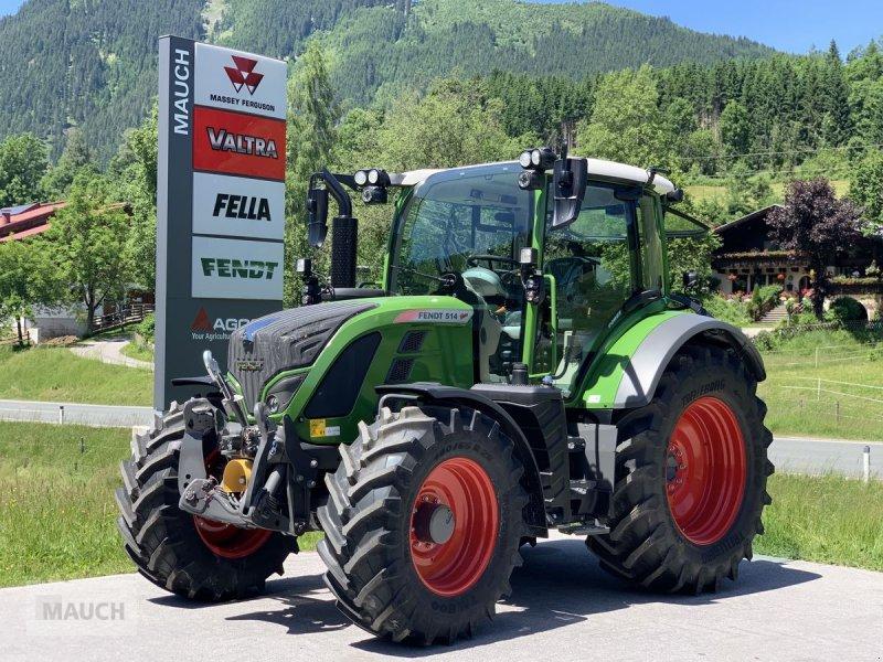 Traktor des Typs Fendt 514 Vario S4 Power (Stufe V), Gebrauchtmaschine in Eben (Bild 1)