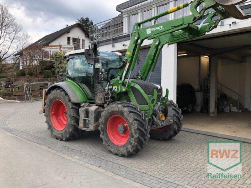 Traktor des Typs Fendt 514 Vario S4 Power, Gebrauchtmaschine in Wipperfürth (Bild 1)