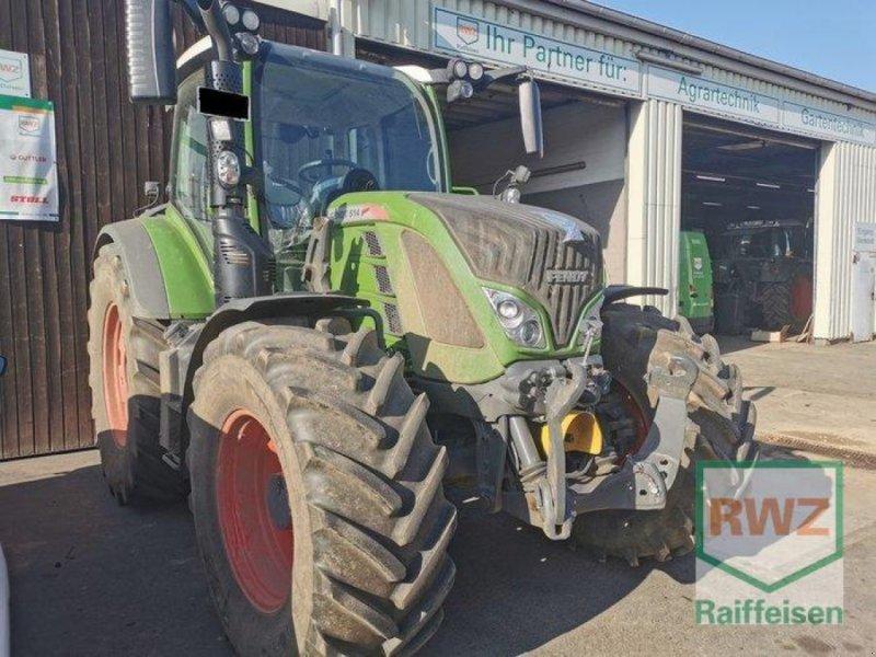 Traktor des Typs Fendt 514 Vario S4 Profi Plus, Gebrauchtmaschine in Langgöns (Bild 1)