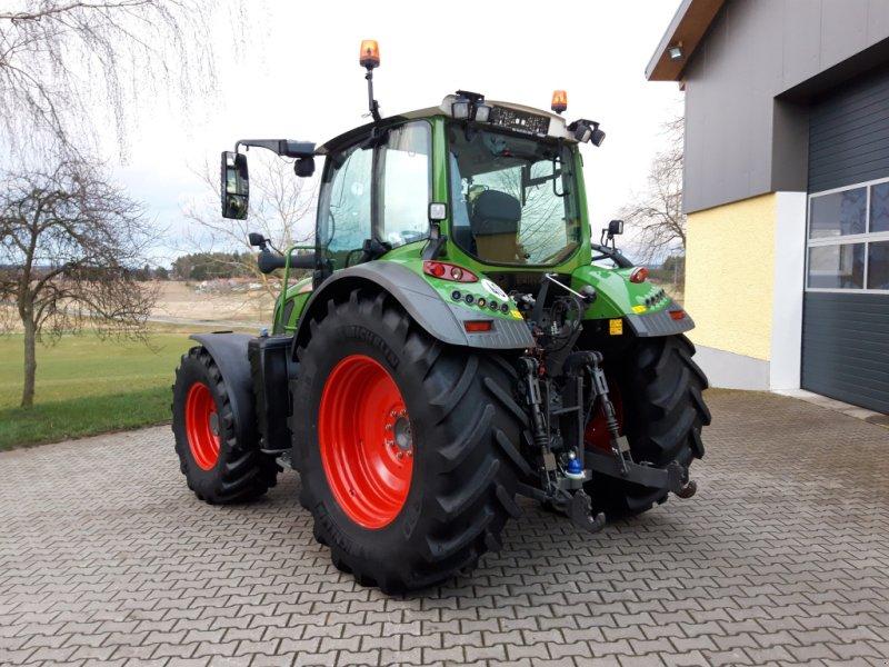 Traktor des Typs Fendt 514 Vario S4 Profi Plus, Gebrauchtmaschine in Tirschenreuth (Bild 3)