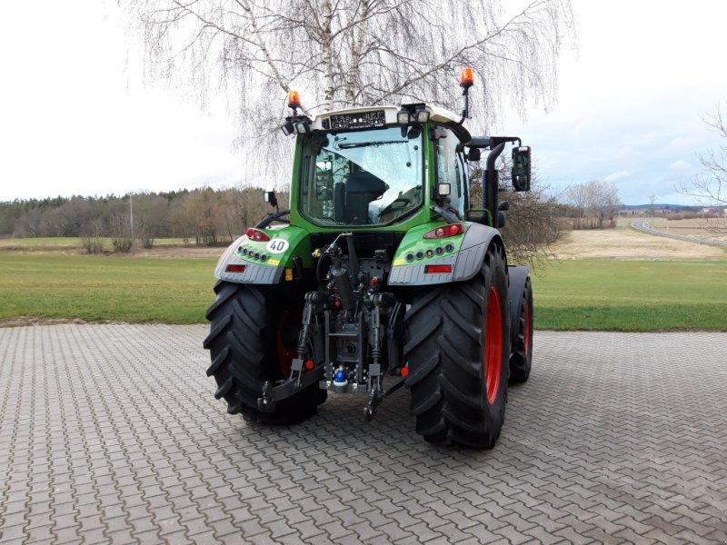Traktor des Typs Fendt 514 Vario S4 Profi Plus, Gebrauchtmaschine in Tirschenreuth (Bild 4)