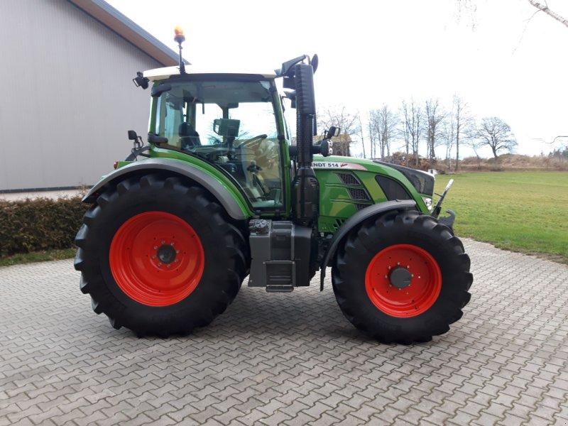 Traktor des Typs Fendt 514 Vario S4 Profi Plus, Gebrauchtmaschine in Tirschenreuth (Bild 5)