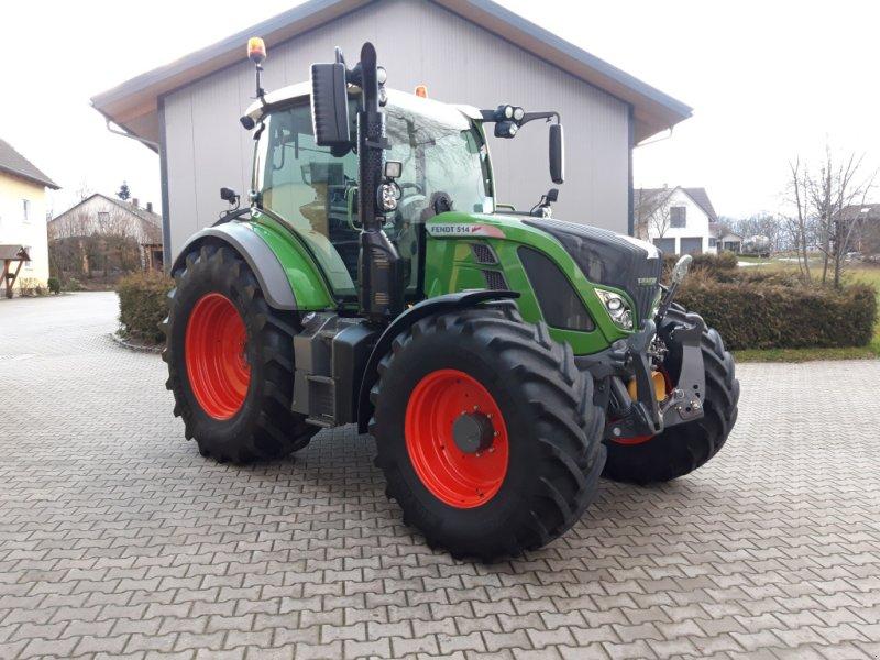Traktor des Typs Fendt 514 Vario S4 Profi Plus, Gebrauchtmaschine in Tirschenreuth (Bild 6)