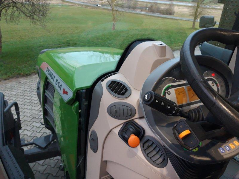Traktor des Typs Fendt 514 Vario S4 Profi Plus, Gebrauchtmaschine in Tirschenreuth (Bild 12)