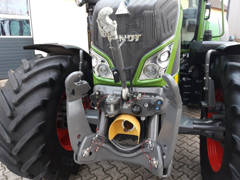Traktor des Typs Fendt 514 Vario S4 Profi Plus, Gebrauchtmaschine in Tirschenreuth (Bild 14)