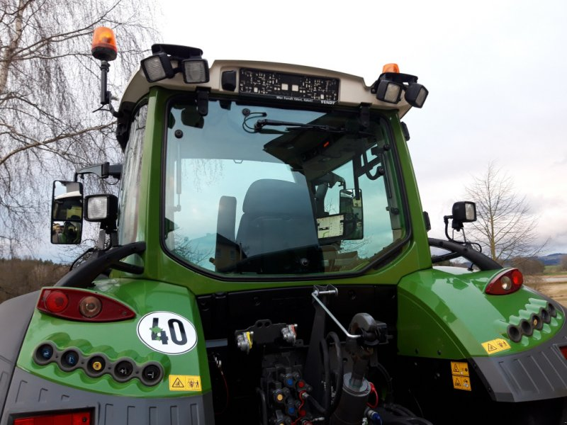 Traktor des Typs Fendt 514 Vario S4 Profi Plus, Gebrauchtmaschine in Tirschenreuth (Bild 15)